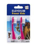 Elgydium Recharge Pour Brosse à Dents électrique Age De Glace Power Kids à NANTERRE