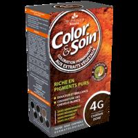 Color&soin Kit Coloration Permanente 4g Châtain Doré à NANTERRE
