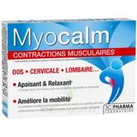 Myocalm Comprimés Contractions Musculaires B/30 à NANTERRE