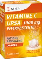 Vitamine C Upsa Effervescente 1000 Mg, Comprimé Effervescent à NANTERRE