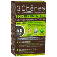 Soin Repigmentant Kit Cheveux Naturels Ou Colorés 5.0 Pigments Châtain Clair à NANTERRE