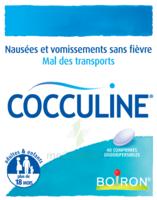Boiron Cocculine Comprimés Orodispersibles B/40 à NANTERRE