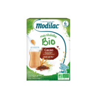 Modilac Céréales Farine Cacao Dès 6 Mois B/250g à NANTERRE