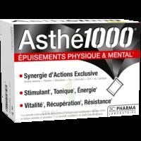 Asthe 1000 Poudre à Diluer épuisements Physique & Mental 10 Sachets à NANTERRE